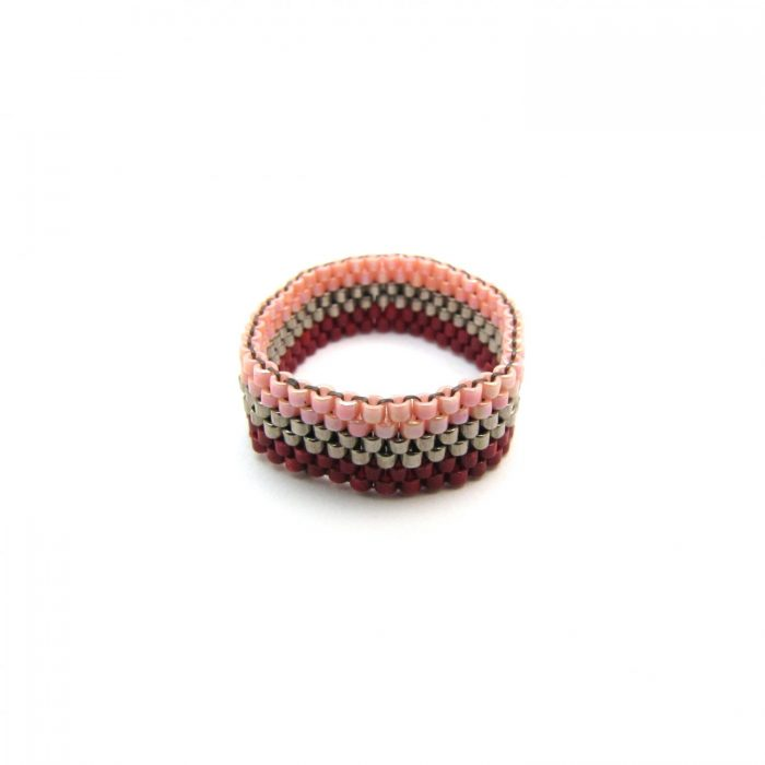 Peyote Stitch Ring
