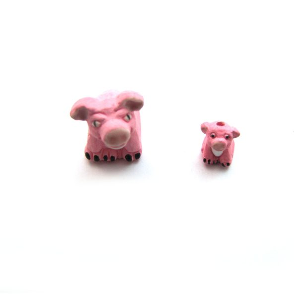 Ceramic Animals small and large – Pig