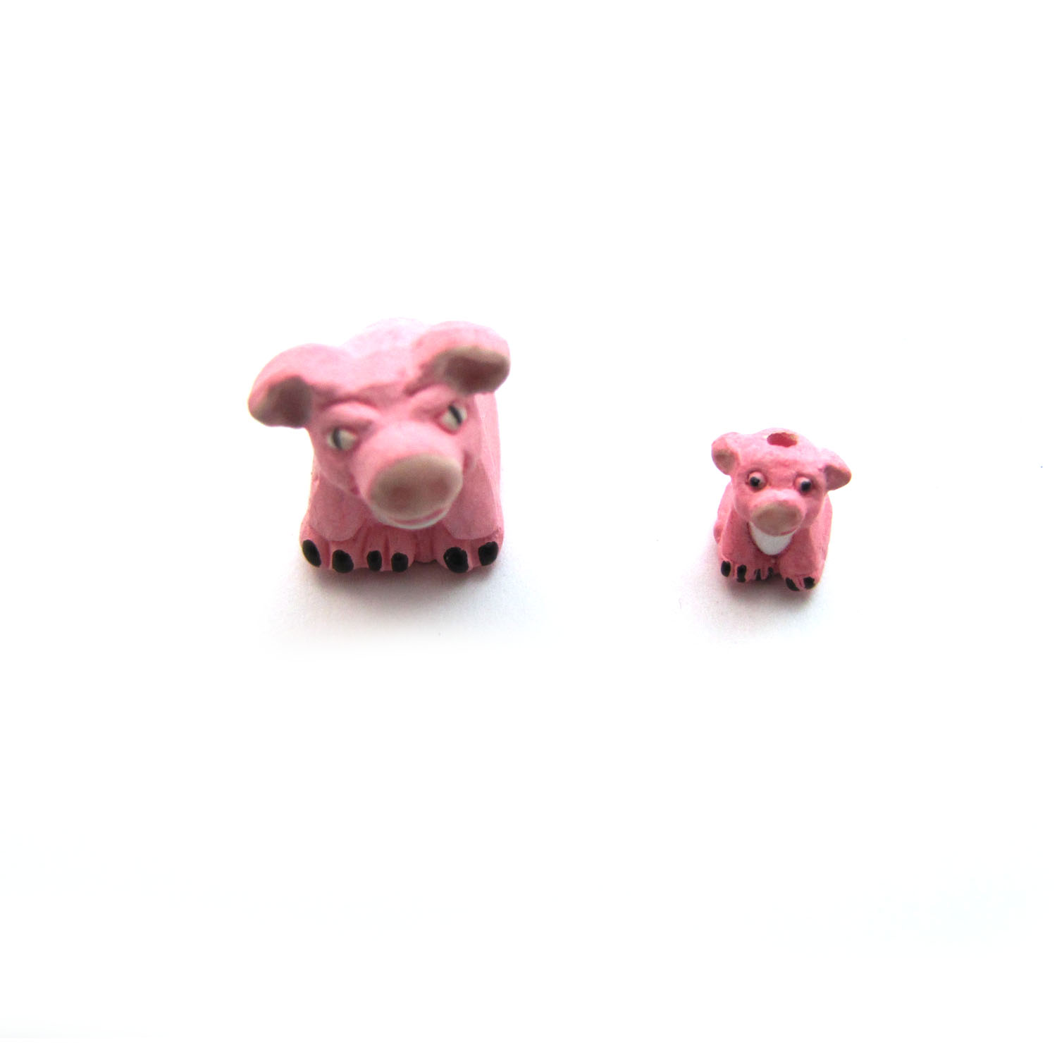 Ceramic Animals small and large - Pig