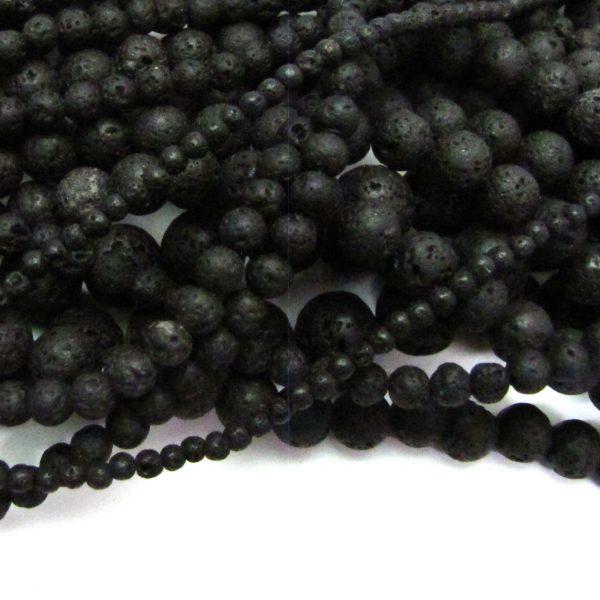 black lava cover