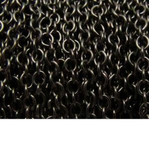 cable chain base metal gunmetal 2214X