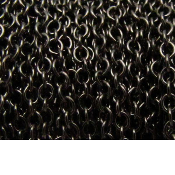 cable chain base metal gunmetal 2214X