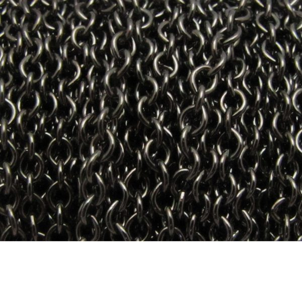 cable chain base metal gunmetal 2911X spool