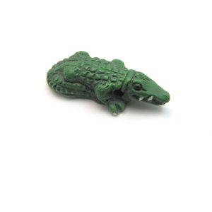 Aligator ceramic beads large and small