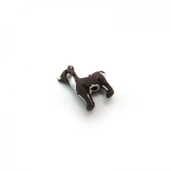 deer ceramic beads large and small