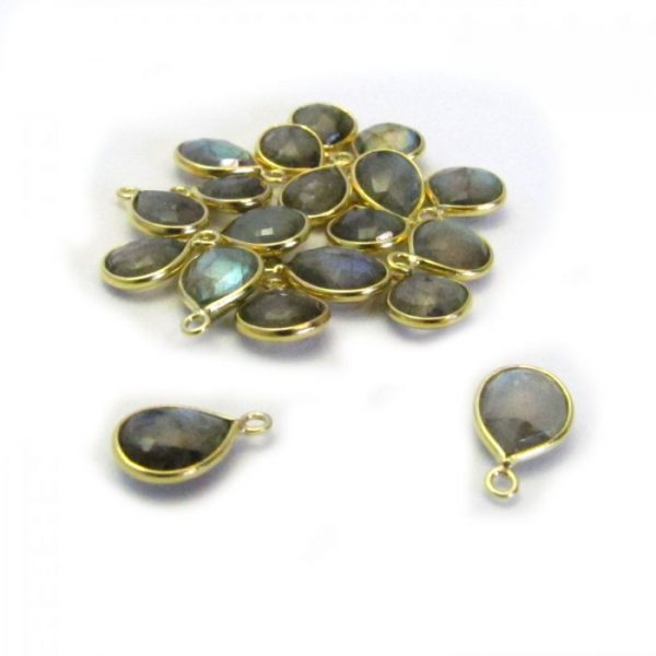 Labradorite Gold Edged