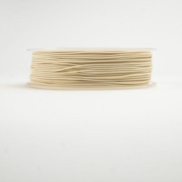 material covered elastic bone