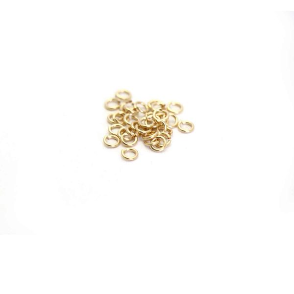 Jump ring – gold filled