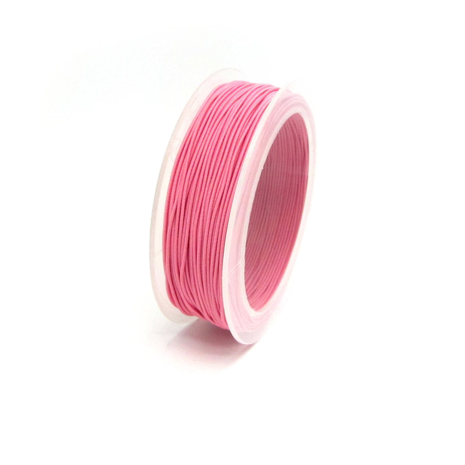 material covered elastic 1mm Pink