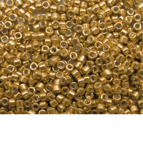 delica 1832 gold duracoat galvanized