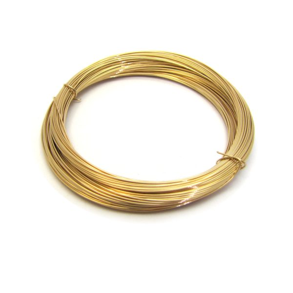 gold fill wire