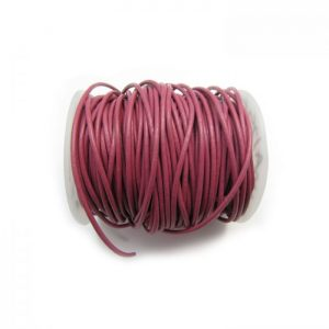 rose leather cord