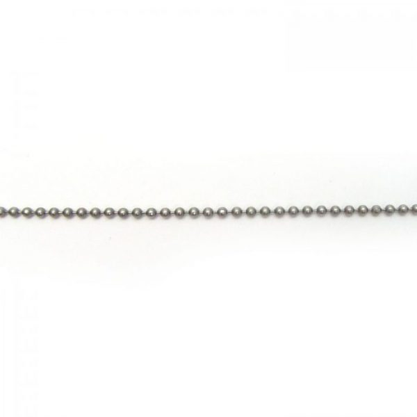 stainles steel BCH3 ball chain lentgh