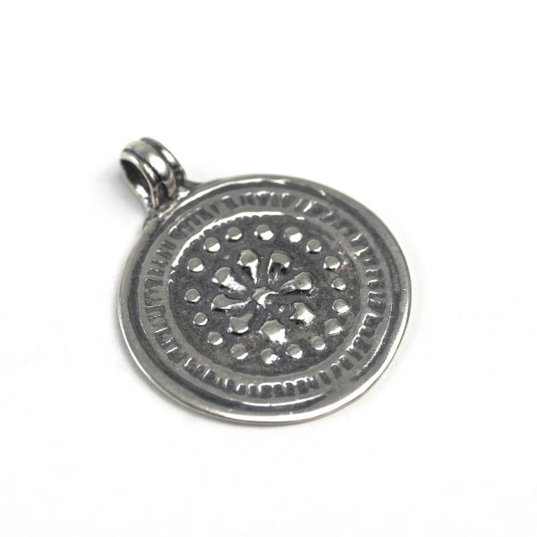 65 Coin with Dot Pattern