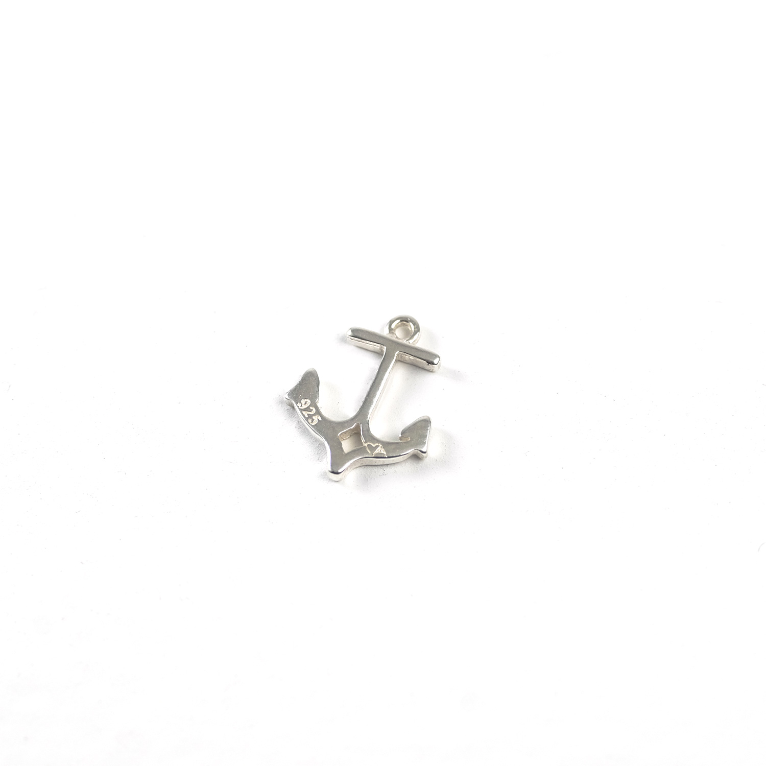 Sterling Silver Anchor (Tiny)