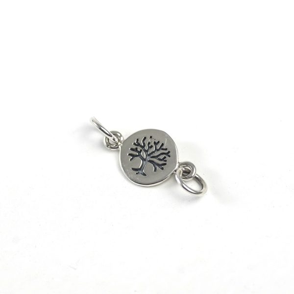Sterling Silver Tree of Life Link