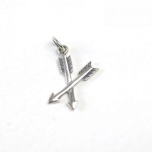 Sterling Silver Arrows