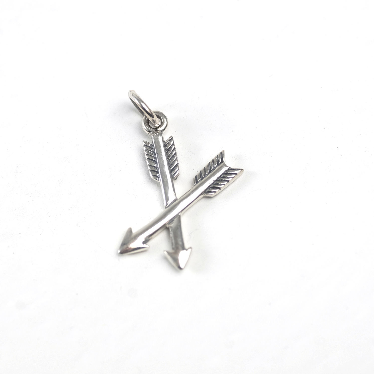 Sterling Silver Arrows