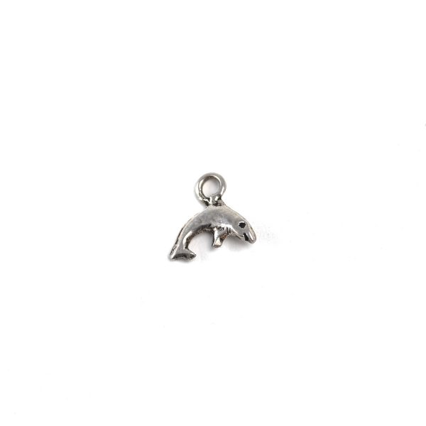 Sterling Silver Dolphin (Tiny)