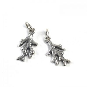 Sterling Silver Coral Branch (Tiny)