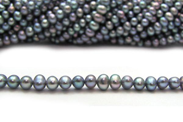 potato light lavender fresh water pearls