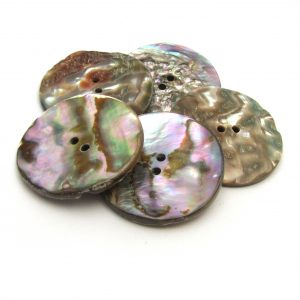 abalone button, 37mm