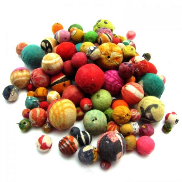 Sari Beads Mixed Sizes
