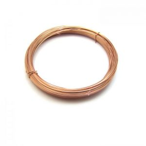 rose gold wire