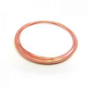 Memory Wire Copper Plated