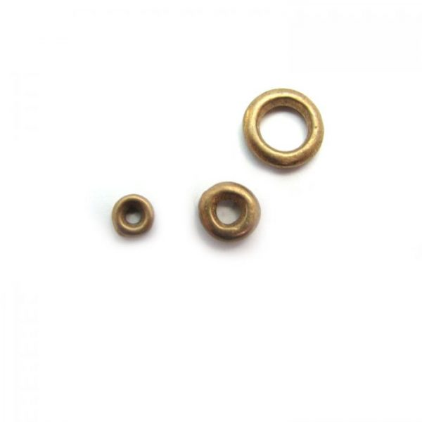 Tire Spacers - Brass