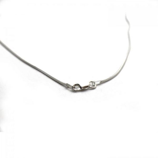 #9 Extra thick snake chain S.S size view
