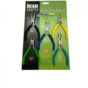 5 piece colour ID tool set Bead Smith