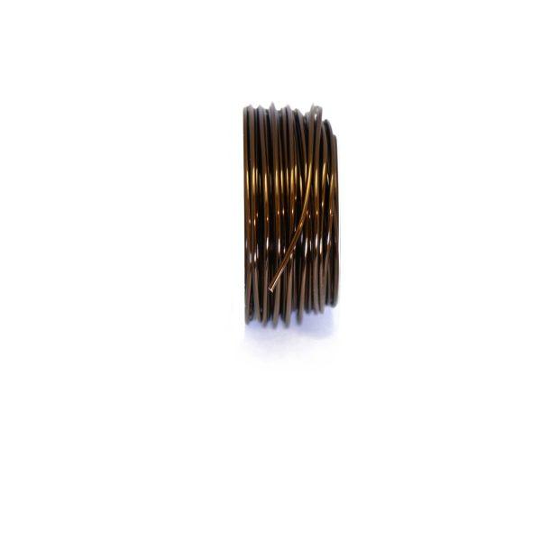 Smokey quartz CB wire
